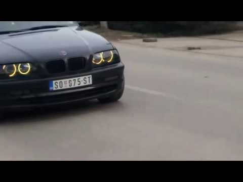 BMW E46 on 19
