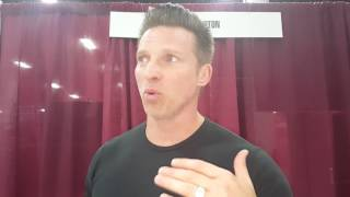 Steve Burton exclusive interview