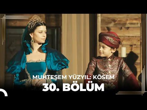 Muhteşem Yüzyıl Kösem 30.Bölüm (HD) - Sezon Finali (видео)