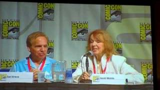 Video Judy Jetson at Comic Con 2010 MP3, 3GP, MP4, WEBM, AVI, FLV November 2017