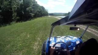10. Quick Rip Polaris RZR4 Robby Gordon Edition Wilzig Racing Manor trails & tour