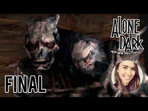 [ Alone in the Dark: The New Nightmare ] Aline's story - FINAL