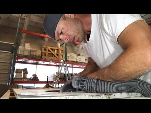 How to Cut and Polish Granite