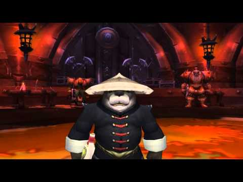Mists of Pandaria (funny)