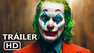 JOKER Teaser Tráiler Español DOBLADO (Joaquin Phoenix, 2019)