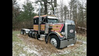 Video Rescuing a 1977 Peterbilt 359 From Its Grave - First Time On the Road in 18 Years MP3, 3GP, MP4, WEBM, AVI, FLV Desember 2018