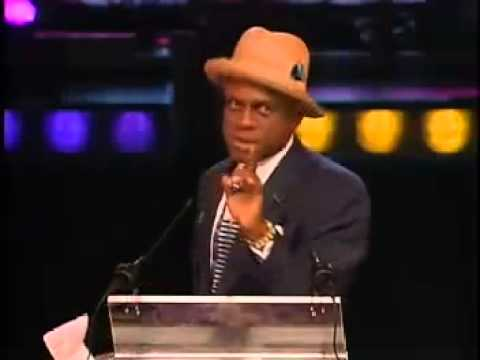Michael colyar Funniest Race Joke ever