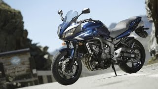 1. 2009 Yamaha FZ6 Ride and Review
