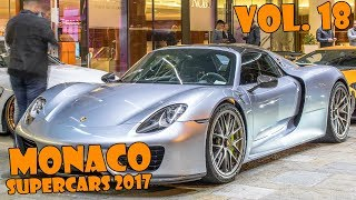 This is another part of the crazy supercars compilation I've recorded in one of my trip in Montecarlo, the eighteenth uploaded in 2017, showing some of the most exclusive cars of the world enjoing a day in the city.The complete list of the cars (and their colors) on this video below:0:07 Bugatti Chiron (BLUE)0:18 Donkervoort D8 GTO RS (ACID GREEN)0:23 Clive Sutton Mustang CS800 (GREY)0:32 Lamborghini Huracan LP610-4 Spyder (MATTE WHITE)0:46 Mansory LEMANSory GTC (WHITE)0:53 Overfinch Range Rover SVR (BLUE)1:11 Prior Design PD1 (WHITE)1:20 Rolls-Royce Ghost (BLACK)1:27 Maserati Granturismo (BLACK)1:35 Honda NSX (RED)1:45 Dodge Viper SRTX (BLUE)1:55 Mercedes-Benz SLS AMG (MATTE RED)2:00 Aston Martin Vanquish Volante (BLUE) [SHMEE150]2:04 Audi RS6 Avant (BLUE)2:11 Brabus Rocket 900 (BROWN)2:23 Renntech CLS63 AMG Shooting Brake (SILVER)2:09 Chevrolet Corvette Z06 (SILVER)2:38 PP-Performance CLS63 AMG (CAMO)2:42 Ferrari F12 TDF (BLUE)2:46 Ferrari 599 GTB Fiorano (RED)2:50 Ferrari F12 Berlinetta (RED)2:58 Ferrari 458 Italia (CAMO)3:05 Audi R8 V10 (ORANGE)3:15 Aston Martin DB9 Volante (BLACK)3:22 Nissan Skyline GTR (BLACK)3:30 Ferrari 458 Italia (GOLD)3:35 Mclaren MP4-12C (ORANGE)3:40 Cadillac CTS-V (GREY)3:50 Porsche 991 GT3 RS (WHITE)3:54 Brabus 550 G500 4x4^2 (BLACK)4:10 Ferrari 458 Speciale (RED)4:17 Bentley Continental GTC V8 (BROWN)4:23 Lotus Elise Series 150 (GREEN)4:31 Maserati Granturismo S (BLACK)4:38 Alfa Romeo 8C Spider (WHITE)4:48 Shelby F150 750hp Supercharged (WHITE)4:54 Audi R8 V10 Spider (RED)5:04 Ferrari F40 (RED)5:39 Ferrari F12Berlinetta (MATTE BLUE)5:43 Aston Martin DB7 Zagato (BLACK)5:46 Lamborghini Gallardo LP560-4 (YELLOW)5:52 Ferrari 458 Italia (BRONZE)6:07 Ferrari 360 Modena (BLUE)6:24 Sin R1 GT4 (YELLOW)6:29 Lamborghini Aventador LP750-4 SV (RED)6:33 Lamborghini Huracan LP610-4 Spyder (RED)6:40 Ferrari 488 Spider (RED)6:45 Porsche 550 Spyder (SILVER)6:57 Bentley Continental Flying Spur (BLUE) [DJ FRANCESCO]7:04 Shelby Cobra 427 SC (BLUE)7:12 RUF 