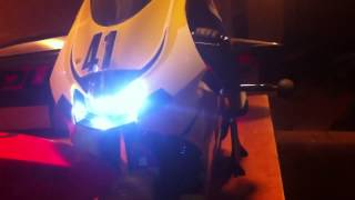 Duratrax DXR 500 Rc Motorcycle  Custom Lights Kit