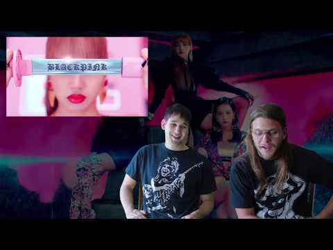 METALHEAD REACTION TO KPOP - BLACKPINK - (DDU - DU DDU - DU)
