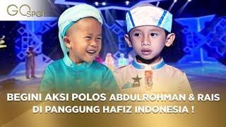 Video Yang Lain Tegang!! Satu Peserta Hafiz Indonesia 2018 Malah Asik Bermain - GOSPOT MP3, 3GP, MP4, WEBM, AVI, FLV Mei 2018