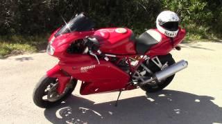 7. Ducati 800 SS 2006