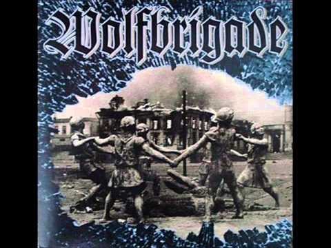 Wolfbrigade - The Wolfpack Years (Full Album)