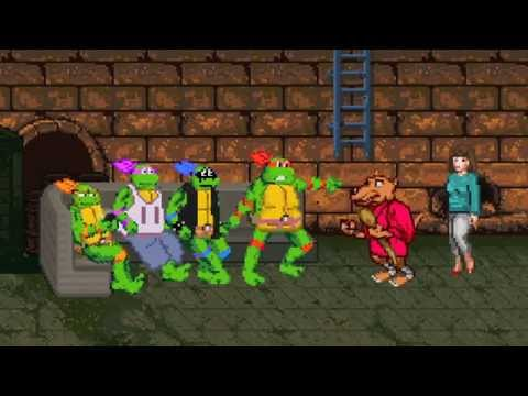 Náctileté Želvy ninja