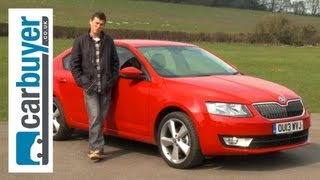 8. Skoda Octavia hatchback 2013 review - CarBuyer