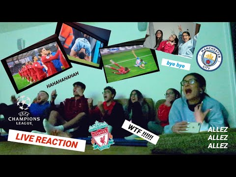 🔴CRAZY FAMILY REACTION TO LIVERPOOL Vs. PORTO & MAN CITY Vs. SPURS! This Is Too Funny Pls Watch 🔴