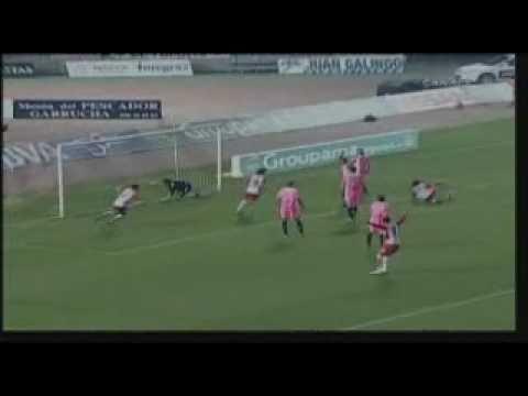 Deigo Alvez UD Almería 1- 0 Sevilla