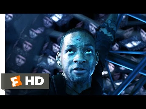 I, Robot (5/5) Movie CLIP - Spooner Destroys V.I.K.I. (2004) HD