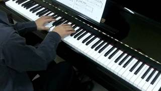 AMEB Piano Series 16 Grade 6 List C No.3 C3 Schumann Op.99 No.1 Coloured Leaf