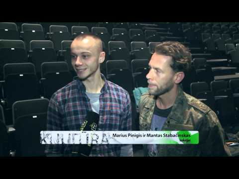 """2015-02-13 Kultūra per """"Penki TV"""""""