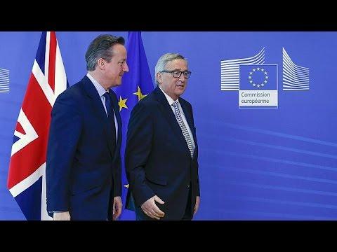 Κρίσιμη Σύνοδος για τις σχέσεις ΕΕ – Βρετανίας