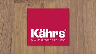 Instruction for Kährs Repair Kit - Lacquered floors