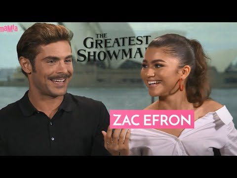 Zendaya & Zac Efron Can't Hide Their Affection
