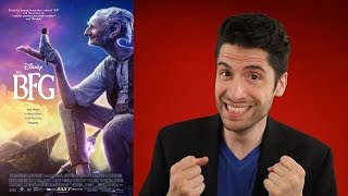 The BFG - Movie Review by Jeremy Jahns