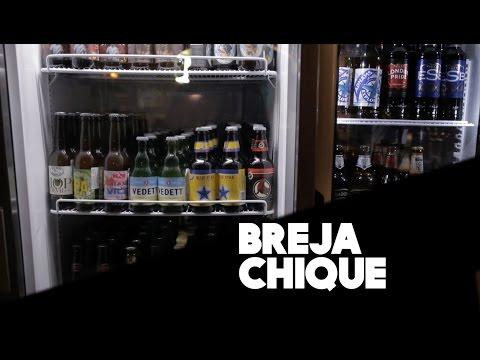 Cantor Badauí e sommelière Carolina Oda conversam sobre cerveja