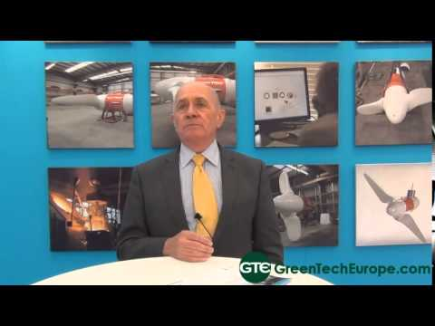 Tocardo Interview: Low maintenance tidal turbine