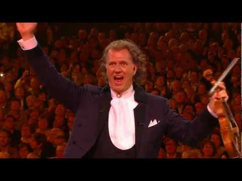 André - André Rieu performing 'O Fortuna' live in Maastricht 2012. Taken from the DVD