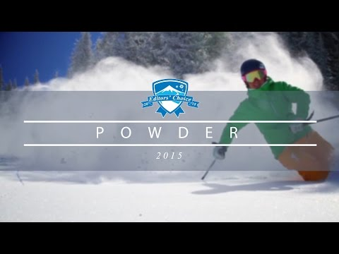 Video Roundup: 2015 Best Men's Powder Skis