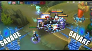 Video LANCELOT IS THE BEST HERO IN THE GAME! FIRST SAVAGE! MP3, 3GP, MP4, WEBM, AVI, FLV Oktober 2017