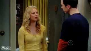 Knock knock knock Penny! - The Big Bang Theory Bloopers HD ft Sheldon and Penny
