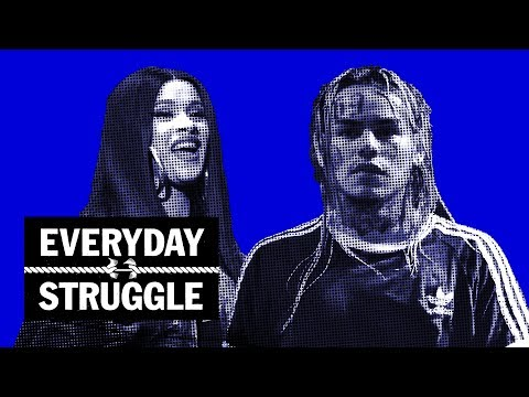 6ix9ine Arrested After Fan Trolling Goes Wrong, Cardi Claims Her Crown | Everyday Struggle