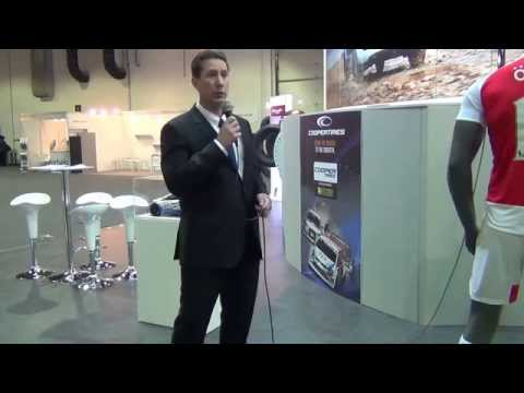 Cooper Tires - Dubai International Motor Show 2015
