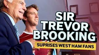 Sir Trevor Brooking Shares His Boleyn Ground Memories