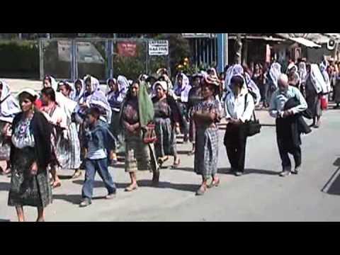 San Martin Jilotepeque, Viacrucis del Imigrante 2012