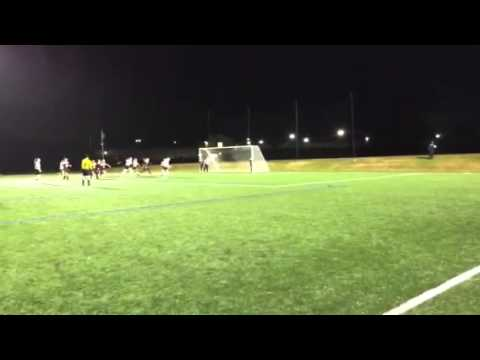 Game winning goal vs Albany Pharmacy