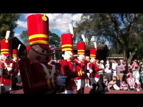 Mickeys Once Upon A Christmas Parade Part 3