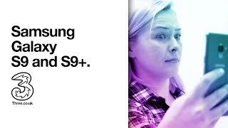 Samsung Galaxy S9 and S9+ | First Look; Favourite Features | Three (2018)