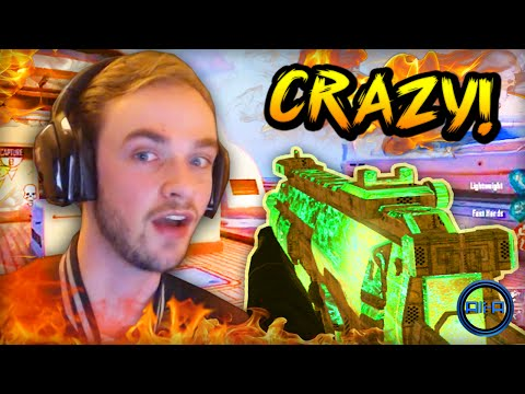 """HE'S CRAZY"" – Call of Duty: Black Ops 2 – LIVE w/ Ali-A (PC)"