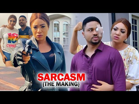 """New Movie Alert """"SARCASM"""" The Making - (Queeneth Hilbert) 2020 Latest Nollywood Movie Full HD 1080p"""