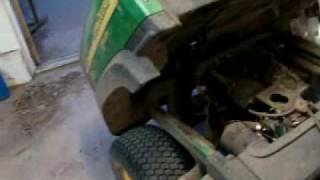 8. john deere gator box lift