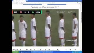 DESPORTIVO BRASIL X CHAPECOENSE AO VIVO - Copa São Paulo de Futebol Junior