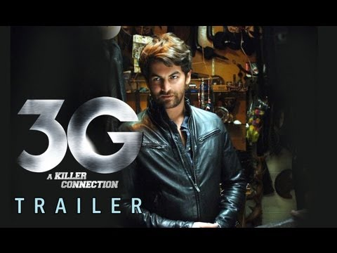 3G - Presenting the exclusive theatrical trailer of '3G'- a super natural thriller featuring Neil Nitin Mukesh & Sonal Chauhan. Come & witness the series of event...