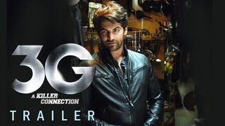 Neil Nitin Mukesh, Sonal Chauhan - Official Theatrical Trailer - 3G