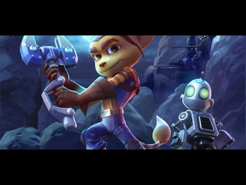 Ratchet & Clank Game & Movie will coincide  -E3 2015