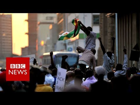 Zimbabwe's day of celebration - BBC News